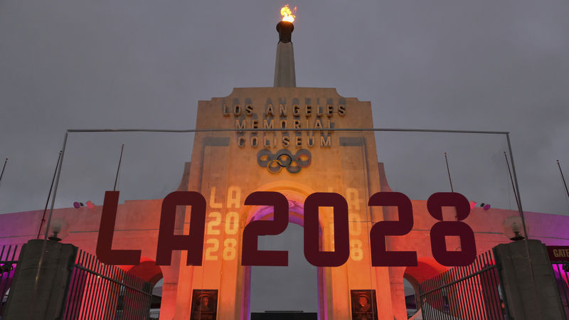 Olympia 2028 in Los Angeles kostet 7 Milliarden Franken