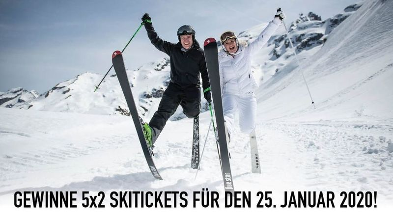 iSki+ Invitational Day in Engelberg