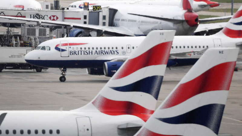 Corona-Krise reisst Air France-KLM und British Airways ins Minus