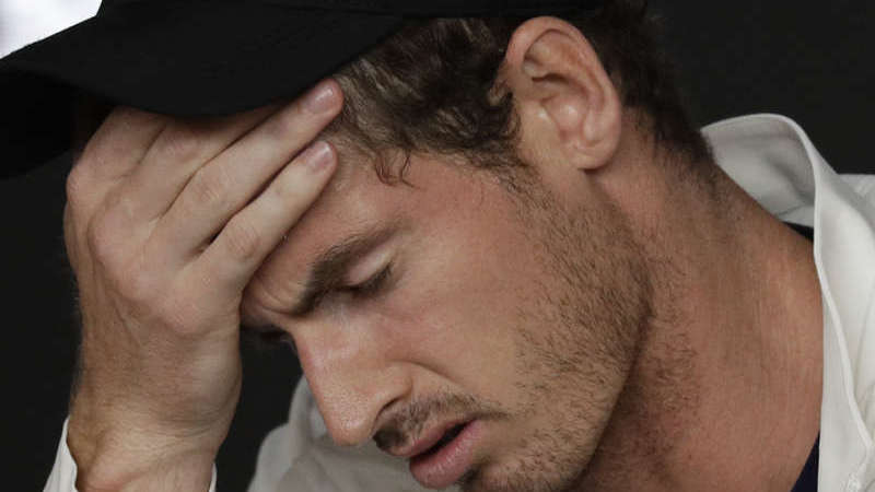 Andy Murray nach positivem Test in Quarantäne
