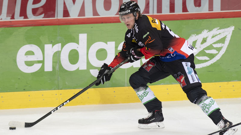 Bern - ZSC Lions: Calle Anderssons grosser Abend