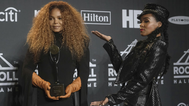 Janet Jackson und Radiohead in der Rock and Roll Hall of Fame