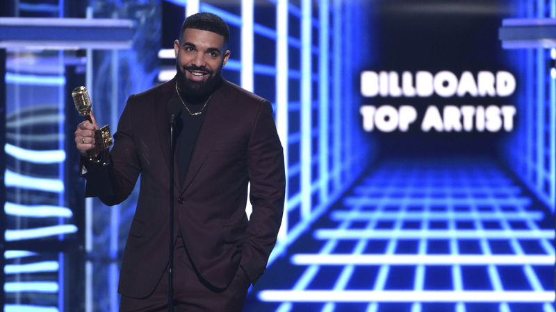 Drake bricht Rekord von Taylor Swift bei den Billboard Music Awards