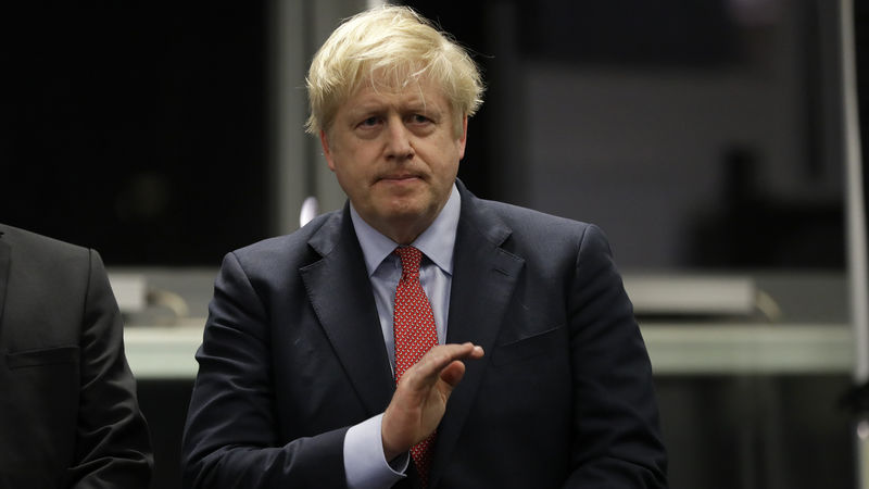 Johnson will Brexit