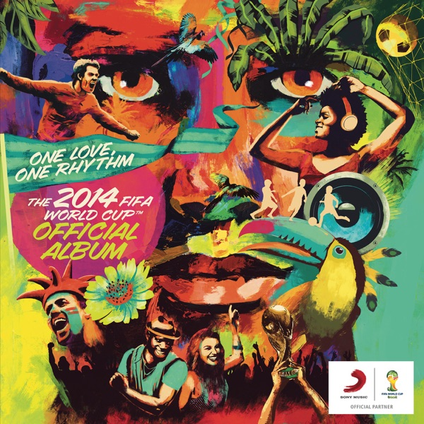 PITBULL FEAT. JENNIFER LOPEZ & - WE ARE ONE (OLE OLA) [THE OFFICIAL 2014 FIFA WORLD