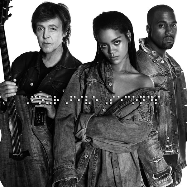 RIHANNA AND KANYE WEST AND PAU - FOURFIVESECONDS
