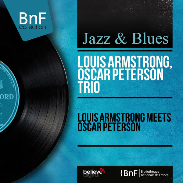 LOUIS ARMSTRONG & OSCAR PETERS - LET'S FALL IN LOVE
