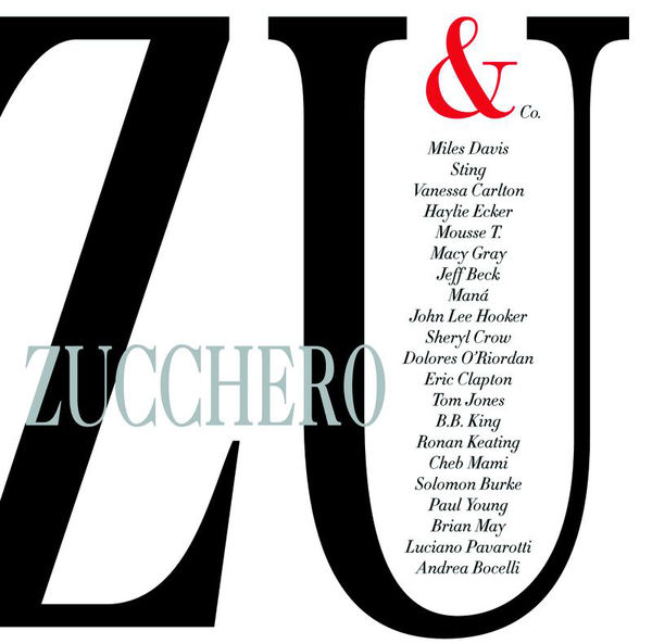 ZUCCHERO - WONDERFUL WORLD-