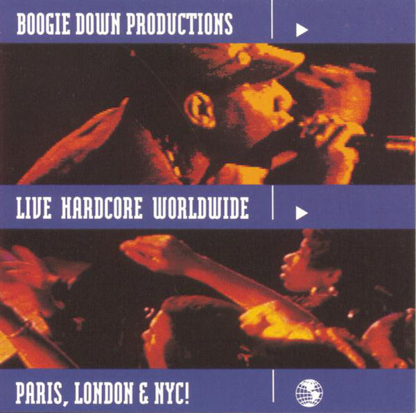 BOOGIE DOWN PRODUCTIONS - POETRY