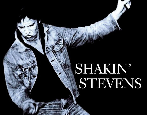 SHAKIN STEVENS - YOU DRIVE ME CRAZY-
