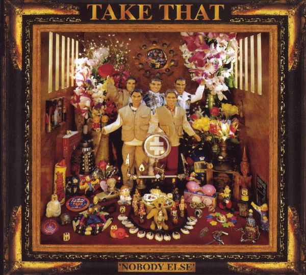 TAKE THAT - BACK FOR GOOD-