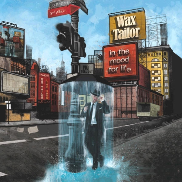 WAX TAILOR - DRAGON CHASERS (FEAT CHARLOTTE SAVARY)