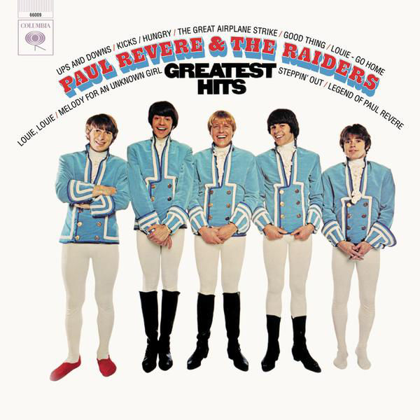 PAUL REVERE AND THE RAIDERS - I'M NOT YOUR STEPPING STONE