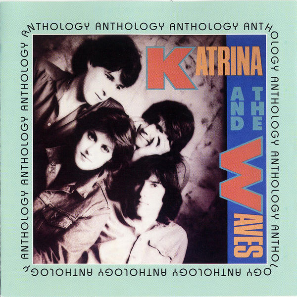 KATRINA & THE WAVES - WALKING ON SUNSHINE