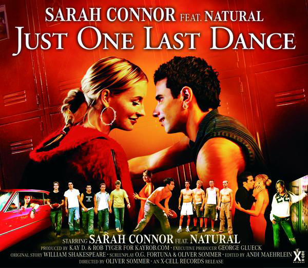 SARAH FEAT. NATURAL CONNOR - JUST ONE LAST DANCE