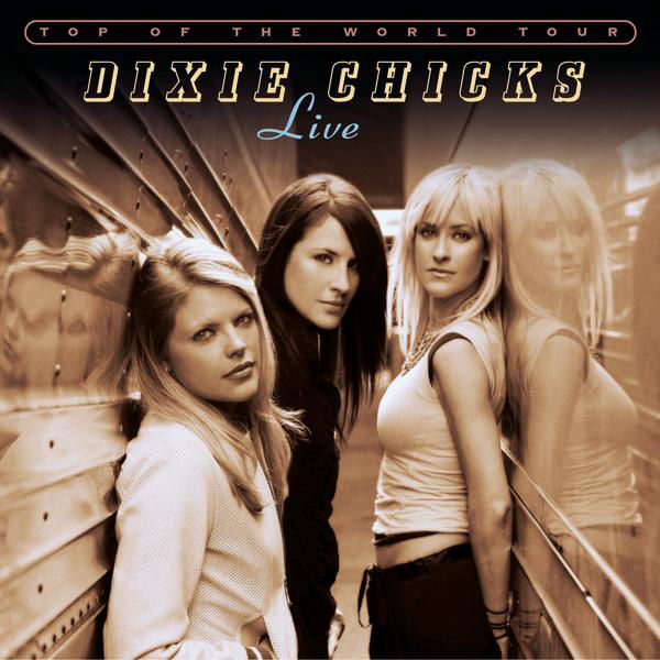 DIXIE CHICKS - COWBOY TAKE  ME AWAY-