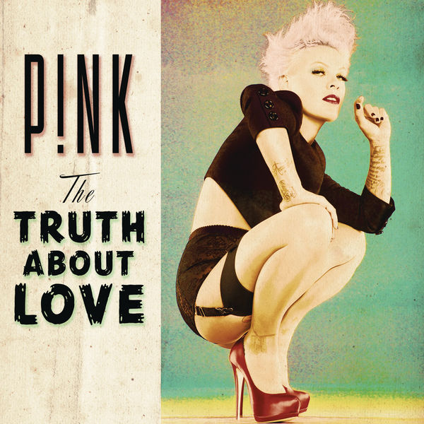 P!NK FEAT. LILY ALLEN - TRUE LOVE