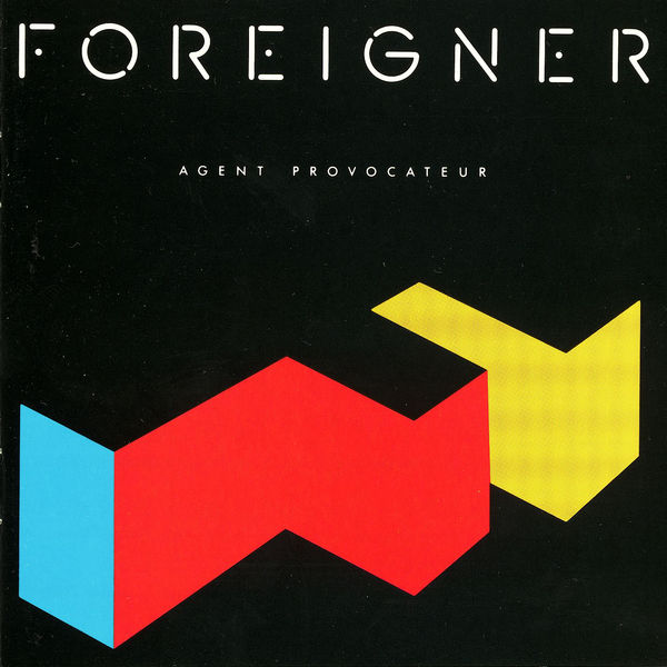 FOREIGNER - THAT WAS YESTERDAY-