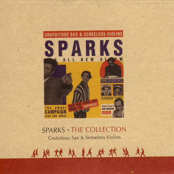 SPARKS - WHEN DO I GET TO SING MY WAY