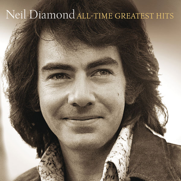NEIL DIAMOND - FOREVER IN BLUE JEANS