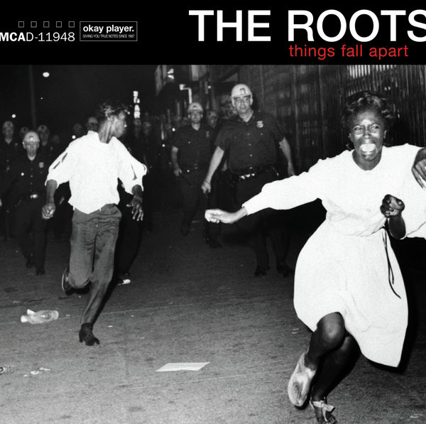 THE ROOTS - DOUBLE TROUBLE