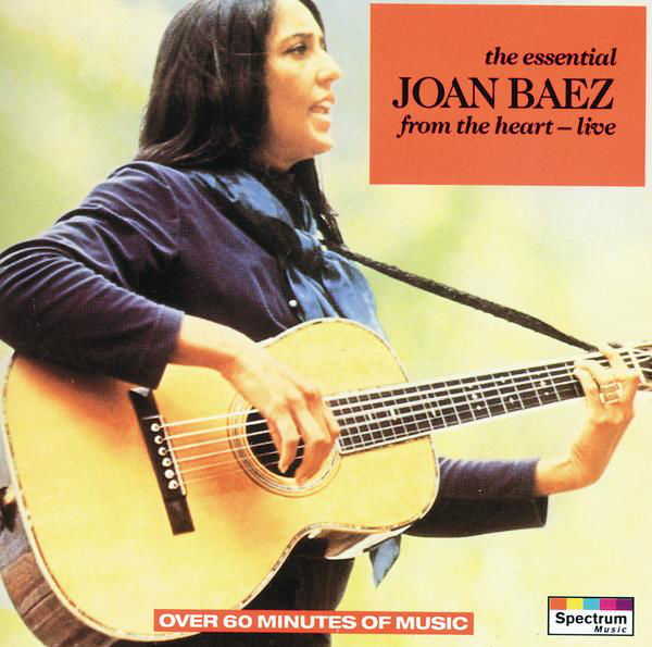JOAN BAEZ - THE NIGHT THEY DROVE OLD DIXIE