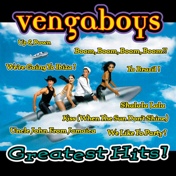 VENGABOYS - WE LIKE TO PARTY-