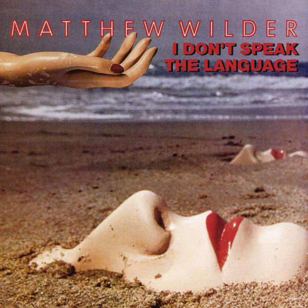 MATTHEW WILDER - BREAK MY STRIDE-