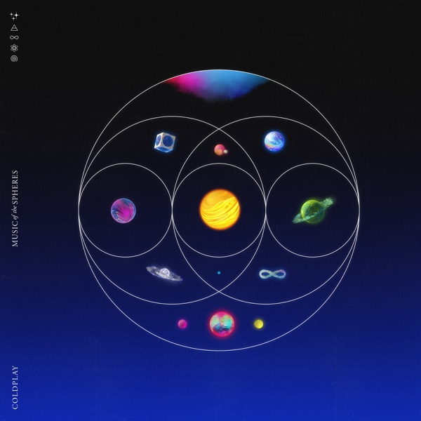 COLDPLAY - MY UNIVERSE