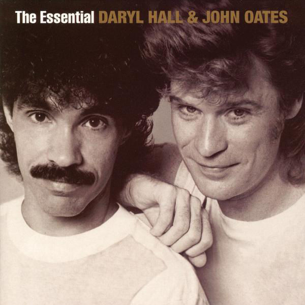 DARYL HALL & JOHN OATES - KISS ON MY LIST-