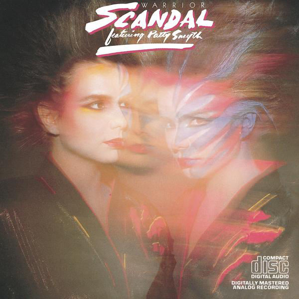 SCANDAL - THE WARRIOR