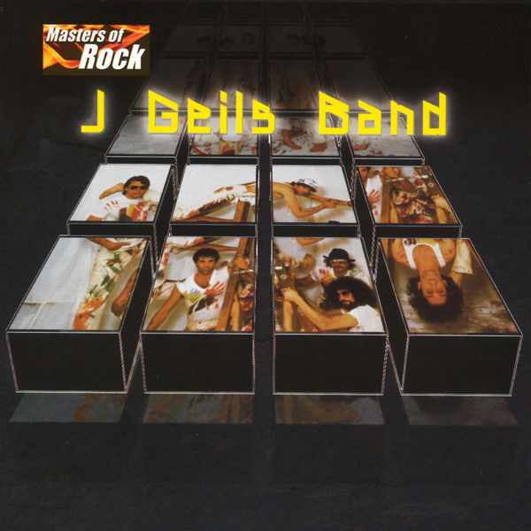 THE J. GEILS BAND - CENTERFOLD