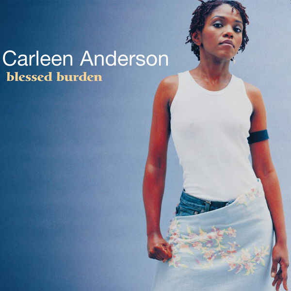 CARLEEN ANDERSON - MAYBE I'M AMAZED