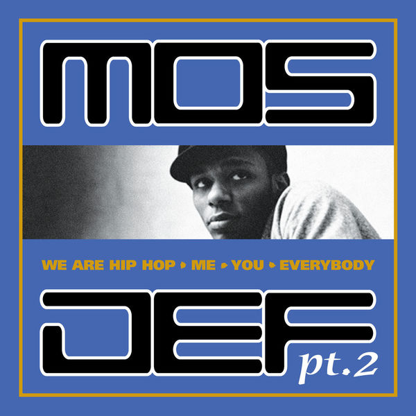 MOS DEF - HIGH DRAMA feat. MIKE ZOOT