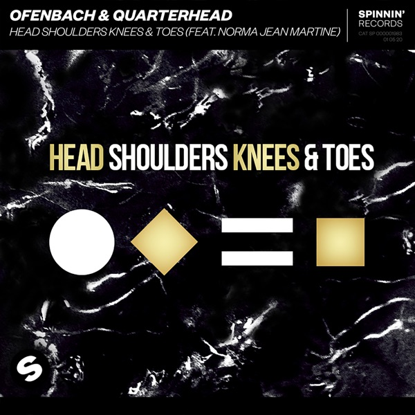 OFENBACH & QUARTERHEAD - HEAD SHOULDERS KNEES & TOES (FEAT. NORMA JEAN MART