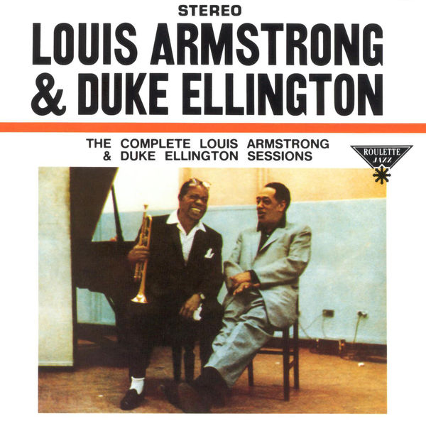 DUKE ELLINGTON & LOUIS ARMSTRONG - I'M JUST A LUCKY SO AND SO