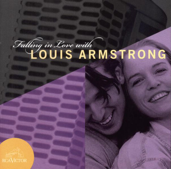 LOUIS ARMSTRONG - FALLING IN LOVE WITH YOU