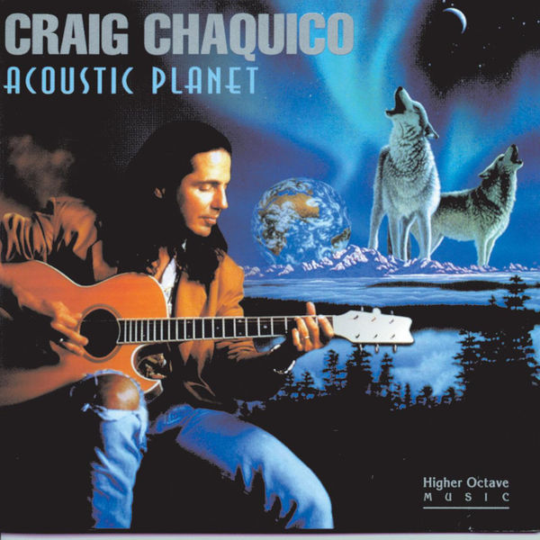 CRAIG CHAQUICO - THE GREYWOLF HUNTS AGAIN