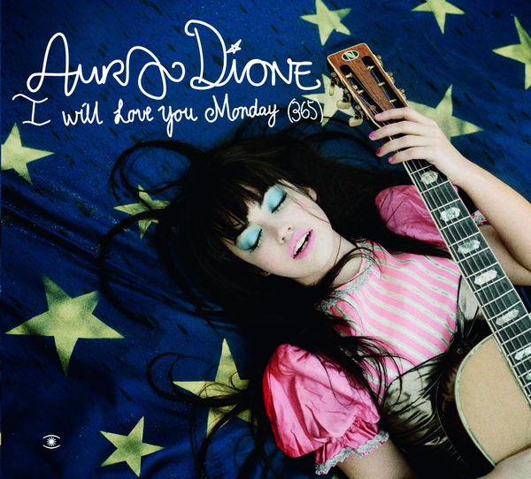 AURA DIONE - I WILL LOVE YOU MONDAY