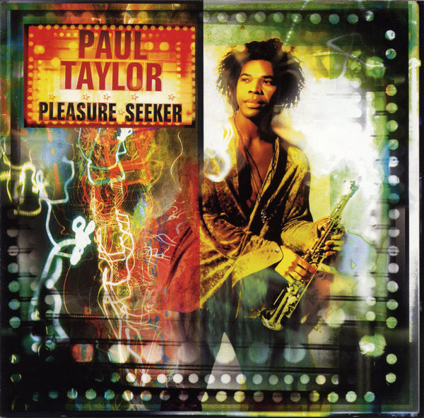 PAUL TAYLOR - RAW SUGAR